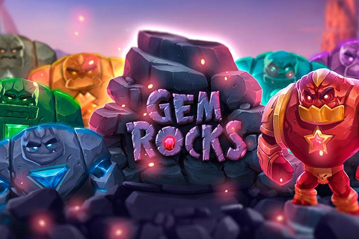 игровой автомат онлайн Джем Рокс